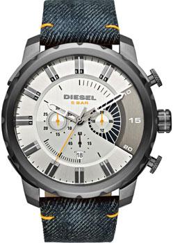 Diesel Часы Diesel DZ4345. Коллекция Stronghold футболка мужская asics esnt diagonal ss top цвет коралловый 155234 0698 размер xxl 52