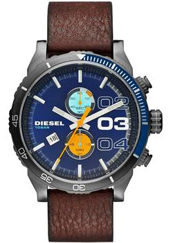 Diesel Часы Diesel DZ4350. Коллекция Double Down diesel часы diesel dz1677 коллекция double down