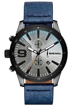 Diesel Часы Diesel DZ4456. Коллекция Rasp Chrono 46 diesel rasp dz1801