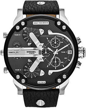 Diesel Часы Diesel DZ7313. Коллекция Mr. Daddy mineral crystal glass for diesel mr big daddy chronograph man watch dz7395 7370