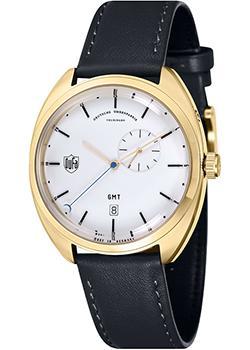 DuFa Часы DuFa DF-9005-03. Коллекция Gotha Gmt цена и фото