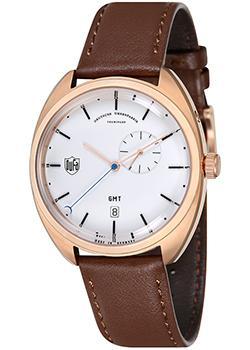 DuFa Часы DuFa DF-9005-04. Коллекция Gotha Gmt цена и фото