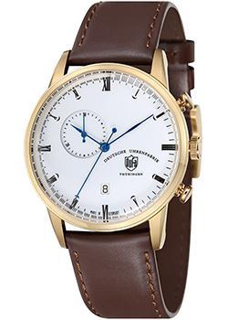 DuFa Часы DuFa DF-9007-04. Коллекция Weimar Chrono цена и фото