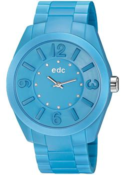 EDC Часы EDC EE100692006. Коллекция Color & Plastic цена и фото