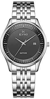 Часы EYKI Steel Surface E9068L-AZ2WWH