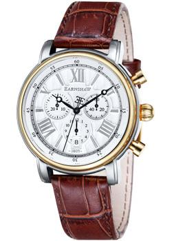 Thomas Earnshaw Часы Thomas Earnshaw ES-0016-05. Коллекция Longcase thomas earnshaw thomas earnshaw es 0017 77 officer