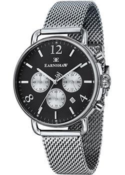Thomas Earnshaw Часы Thomas Earnshaw ES-8001-44. Коллекция Investigator thomas earnshaw часы thomas earnshaw es 8010 44 коллекция robinson