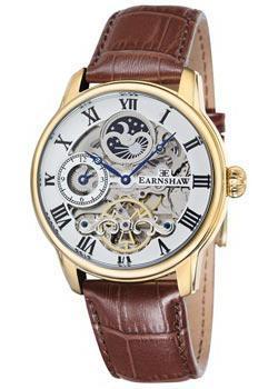 Thomas Earnshaw Часы Thomas Earnshaw ES-8006-02. Коллекция Longitude thomas earnshaw es 8023 02