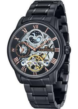 цена Thomas Earnshaw Часы Thomas Earnshaw ES-8006-55. Коллекция Longitude онлайн в 2017 году