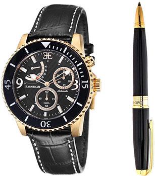 Thomas Earnshaw Часы Thomas Earnshaw ES-8008-SETA-01. Коллекция Admiral ручки admiral набор 3 в 1 золотой тесть брелок ручка и зажигалка