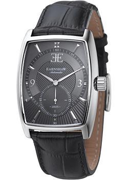 Thomas Earnshaw Часы Thomas Earnshaw ES-8009-01. Коллекция Robinson thomas earnshaw мужские английские наручные часы thomas earnshaw es 8009 11