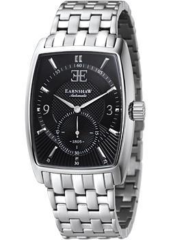 Thomas Earnshaw Часы Thomas Earnshaw ES-8009-11. Коллекция Robinson thomas earnshaw часы thomas earnshaw es 8010 44 коллекция robinson