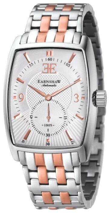 Thomas Earnshaw Часы Thomas Earnshaw ES-8009-33. Коллекция Robinson cd 8009