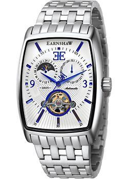 Thomas Earnshaw Часы Thomas Earnshaw ES-8010-22. Коллекция Robinson thomas earnshaw часы thomas earnshaw es 8010 44 коллекция robinson