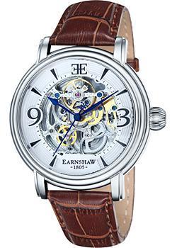 Thomas Earnshaw Часы Thomas Earnshaw ES-8011-01. Коллекция Longcase thomas earnshaw es 8011 06