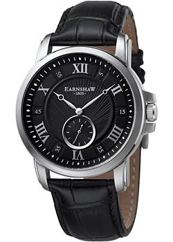 Thomas Earnshaw Часы Thomas Earnshaw ES-8021-01. Коллекция Fitzroy