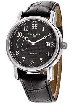 Thomas Earnshaw Часы   ES-8027-01. Коллекция Fitzroy