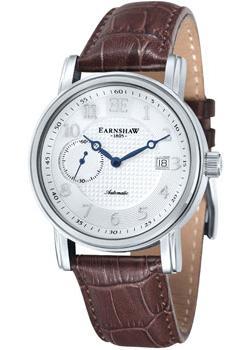 Thomas Earnshaw Часы Thomas Earnshaw ES-8027-02. Коллекция Fitzroy