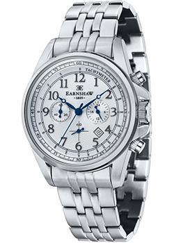 цены на Thomas Earnshaw Часы Thomas Earnshaw ES-8028-11. Коллекция Commodore  в интернет-магазинах