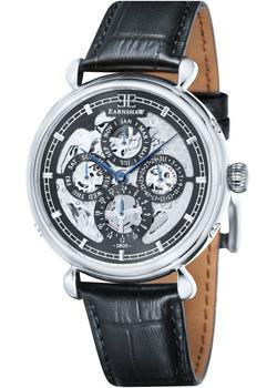 Thomas Earnshaw Часы Thomas Earnshaw ES-8043-01. Коллекция Grand Calendar thomas earnshaw es 8037 01