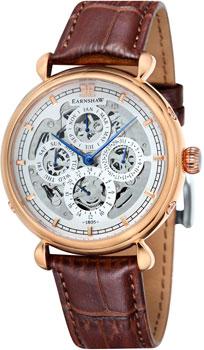 цена Thomas Earnshaw Часы Thomas Earnshaw ES-8043-04. Коллекция Grand Calendar онлайн в 2017 году