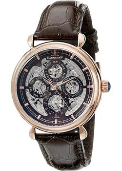 цена Thomas Earnshaw Часы Thomas Earnshaw ES-8043-05. Коллекция Grand Calendar онлайн в 2017 году