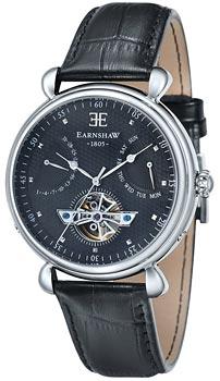 Thomas Earnshaw Часы Thomas Earnshaw ES-8046-01. Коллекция Grand Calendar thomas earnshaw es 8011 06