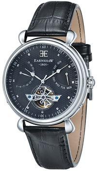 Thomas Earnshaw Часы   ES-8046-01. Коллекция Grand Calendar