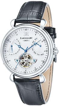 Thomas Earnshaw Часы Thomas Earnshaw ES-8046-02. Коллекция Grand Calendar thomas earnshaw часы thomas earnshaw es 8043 55 коллекция grand calendar
