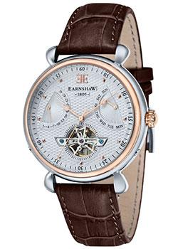 Thomas Earnshaw Часы Thomas Earnshaw ES-8046-04. Коллекция Grand Calendar thomas earnshaw часы thomas earnshaw es 8043 55 коллекция grand calendar