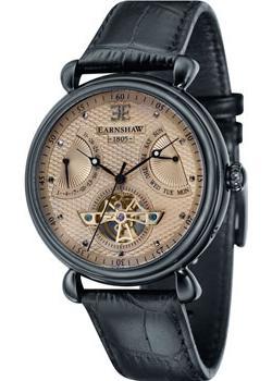 цена Thomas Earnshaw Часы Thomas Earnshaw ES-8046-05. Коллекция Grand Calendar онлайн в 2017 году