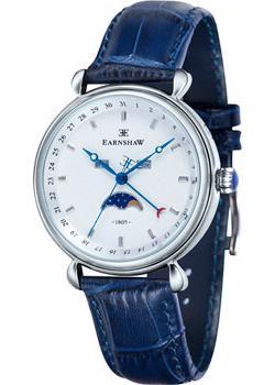 Thomas Earnshaw Часы Thomas Earnshaw ES-8053-01. Коллекция Grand Calendar thomas earnshaw часы thomas earnshaw es 8001 33 коллекция investigator