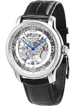 Thomas Earnshaw Часы Thomas Earnshaw ES-8062-04. Коллекция Longitude thomas earnshaw часы thomas earnshaw es 8010 44 коллекция robinson