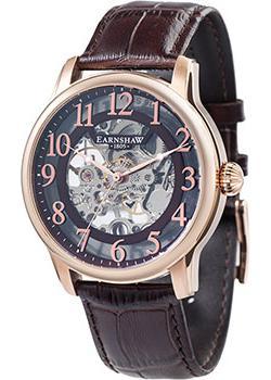 Thomas Earnshaw Часы Thomas Earnshaw ES-8062-07. Коллекция Longitude thomas earnshaw часы thomas earnshaw es 8010 44 коллекция robinson