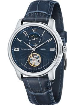 цена Thomas Earnshaw Часы Thomas Earnshaw ES-8066-02. Коллекция Longitude Moonphase онлайн в 2017 году