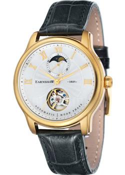цена Thomas Earnshaw Часы Thomas Earnshaw ES-8066-03. Коллекция Longitude Moonphase онлайн в 2017 году