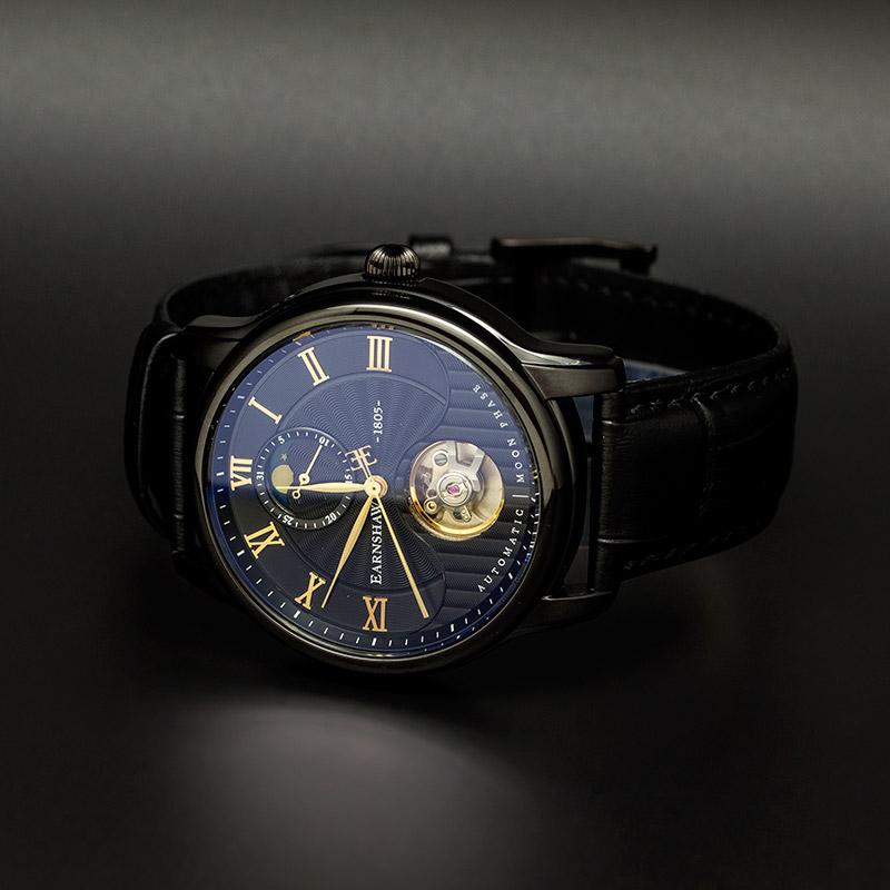 Мужские часы Earnshaw ES-8066-06 Женские часы Ника 0784.2.1.56H