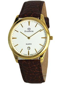 EverSwiss Часы EverSwiss 1691-GLS. Коллекция Classic  цена