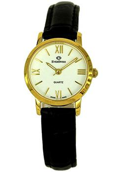 EverSwiss Часы EverSwiss 9738-LLW. Коллекция Classic  цена