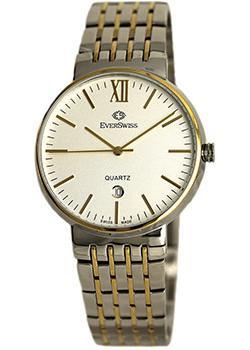 EverSwiss Часы  9743-GTS. Коллекция Classic