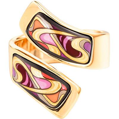 Золотое кольцо Ювелирное изделие AM-1414-2