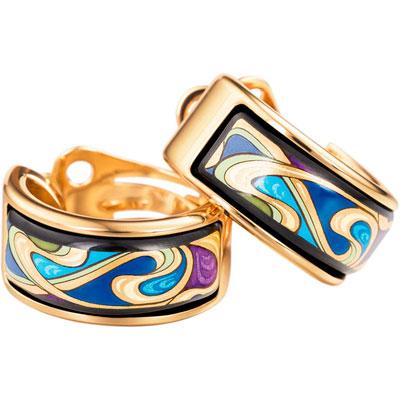 Золотые серьги Ювелирное изделие AM-492XX-771 золотые серьги ювелирное изделие 113713