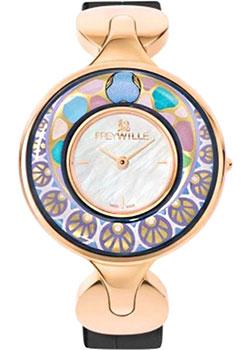 FREYWILLE Часы FREYWILLE AMR_700HL1-6_RO1. Коллекция Посвящение Альфонсу Мухе freywille часы freywille pr 400hl1 1
