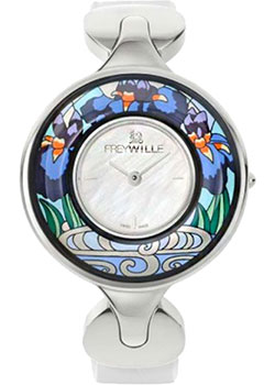 FREYWILLE Часы FREYWILLE CMW_800HL1-2_SV1. Коллекция Посвящение Клоду Моне freywille часы freywille pr 400hl1 1