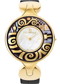 FREYWILLE Часы FREYWILLE GK_400HL1-2_GO1. Коллекция Посвящение Густаву Климту freywille тонкая цепочка змейка page 5