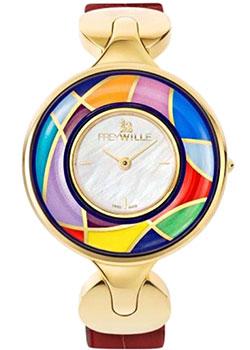 FREYWILLE Часы FREYWILLE JOY_400HL1-1_GO1. Коллекция Ода радости жизни freywille тонкая цепочка змейка page 5
