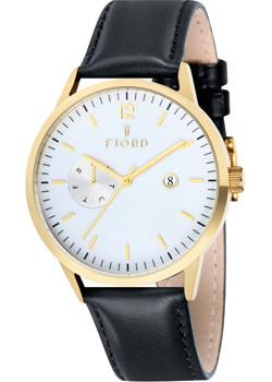Fjord Часы Fjord FJ-3001-03. Коллекция ANDERS шапка женская roxy fjord blue radiance