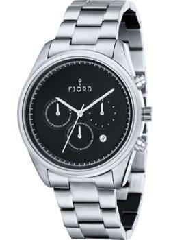 Fjord Часы Fjord FJ-3003-11. Коллекция DAN часы мужские amst 3003