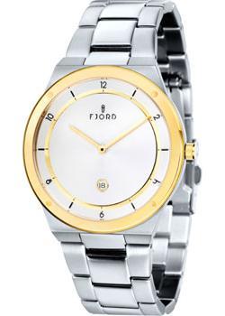 Fjord Часы Fjord FJ-3004-44. Коллекция THORD fjord женские наручные часы fjord fj 6020 44