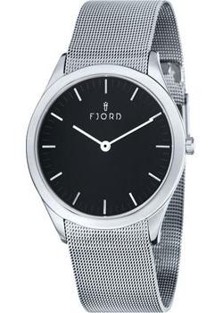Fjord Часы Fjord FJ-3007-11. Коллекция MUNAN шапка женская roxy fjord blue radiance